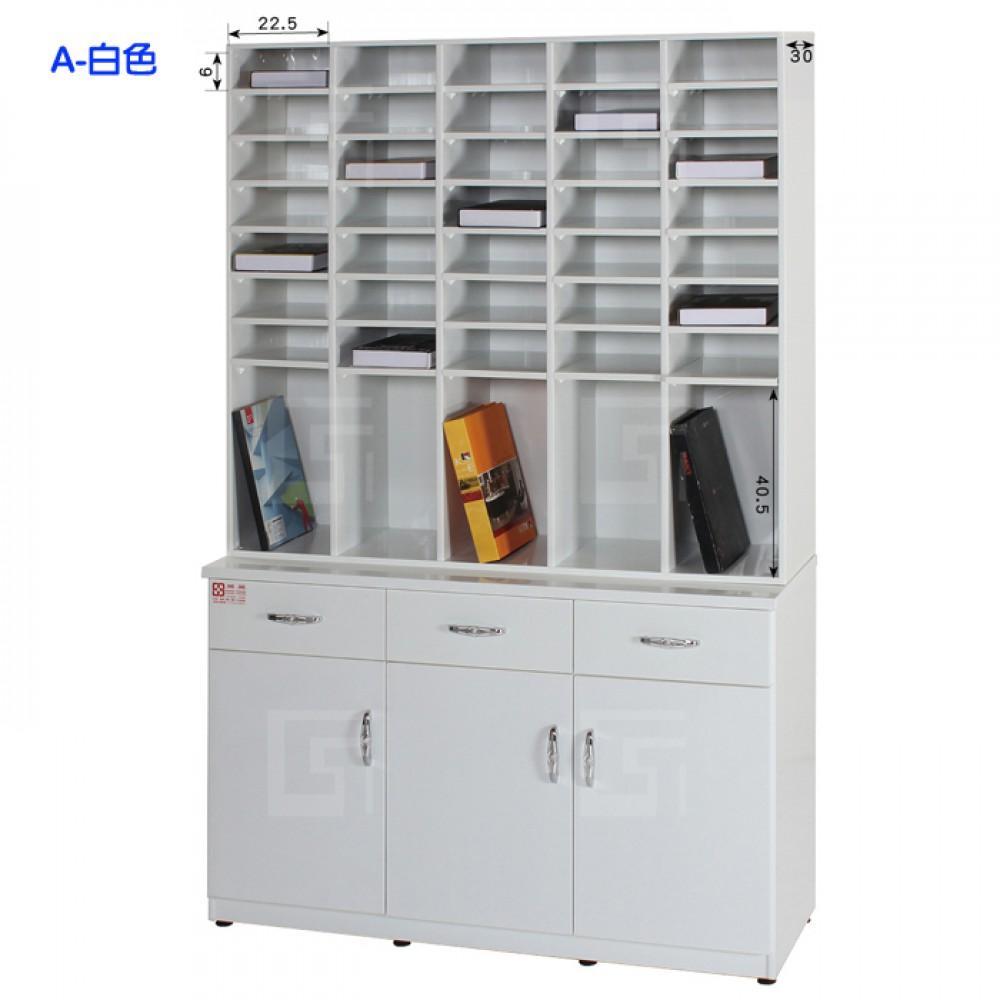 塑鋼防水防霉開門資料櫃(CT-515)