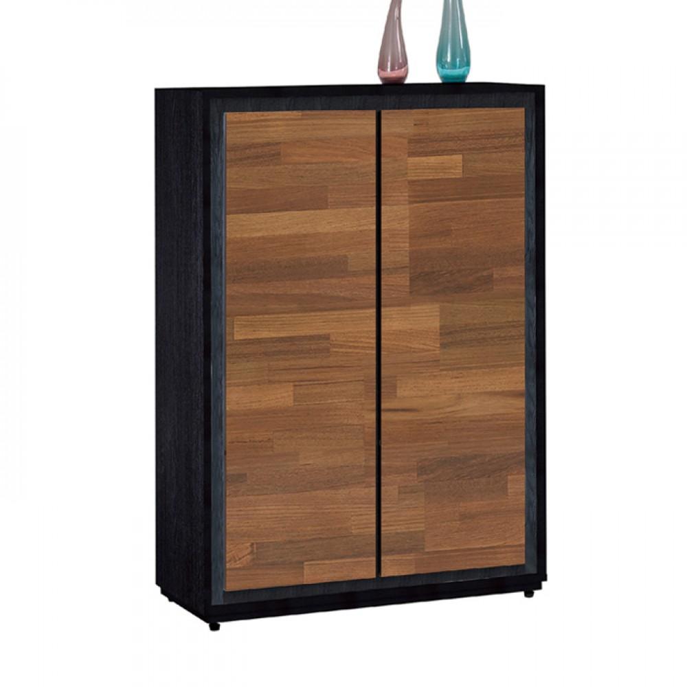 雷格2.7X4尺雙色鞋櫃