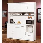 祖迪白色5.3尺餐櫃