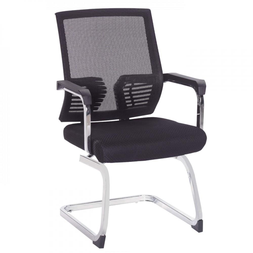 黑色網布會議椅(1586D-1)