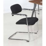 黑色網布會議椅(1532D)