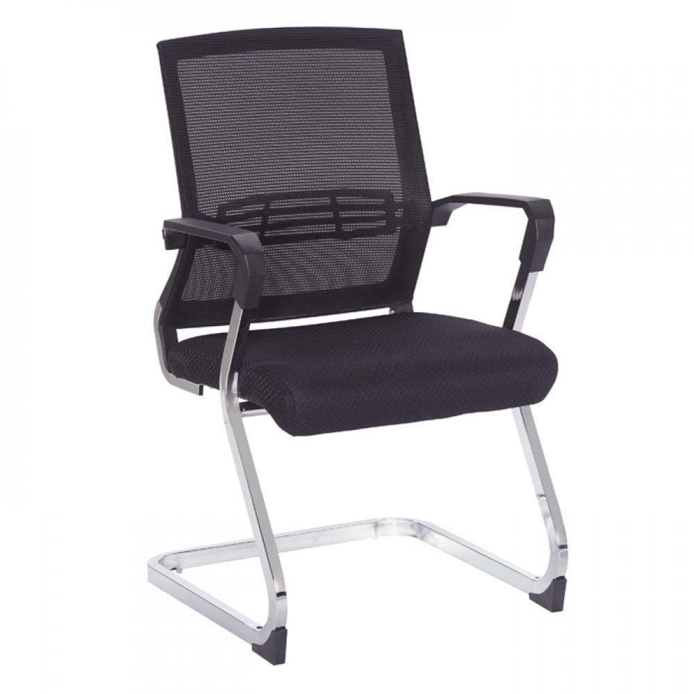 黑色網布會議椅(1583D-1)