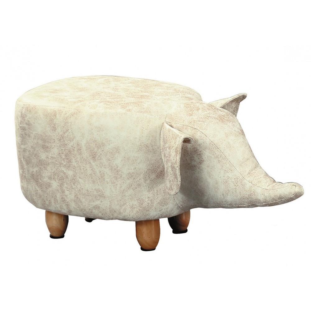 小象造型動物椅凳