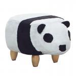 熊貓造型動物椅凳