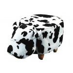 乳牛造型動物椅凳