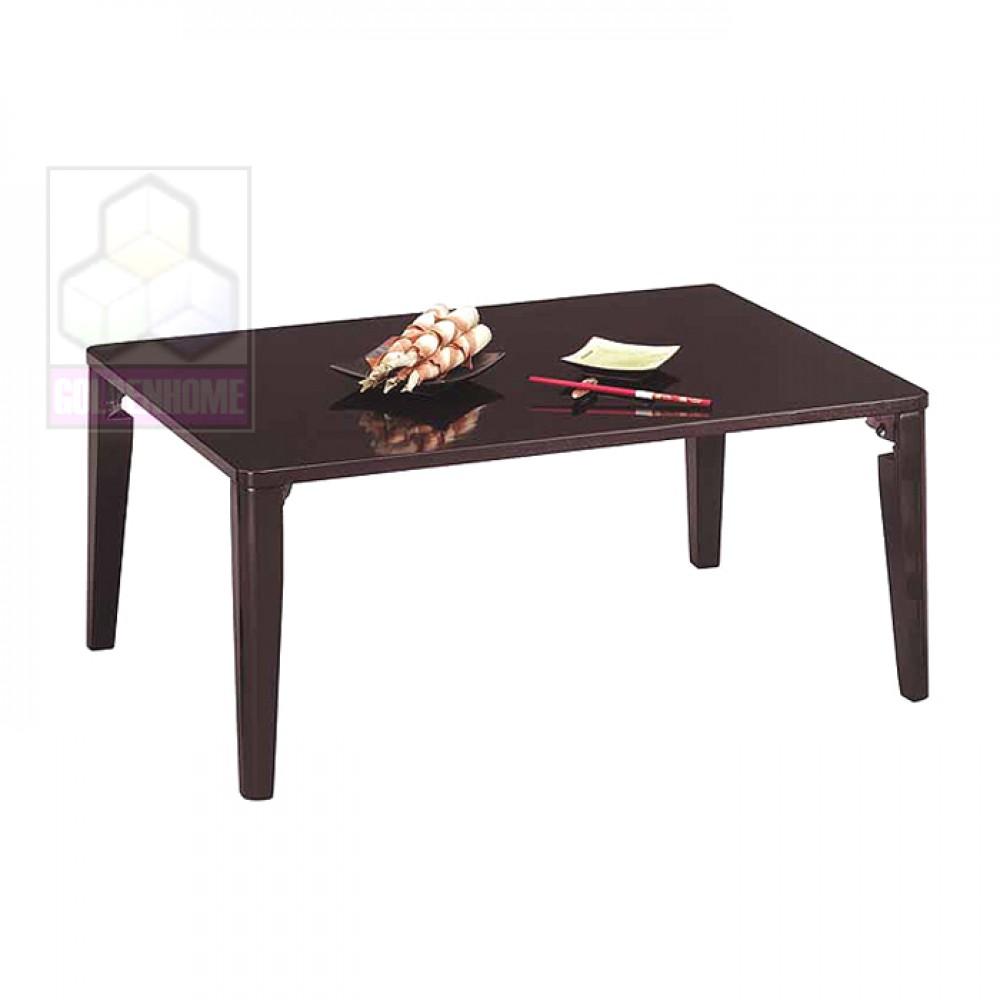90x60cm日式長方型折腳和室桌