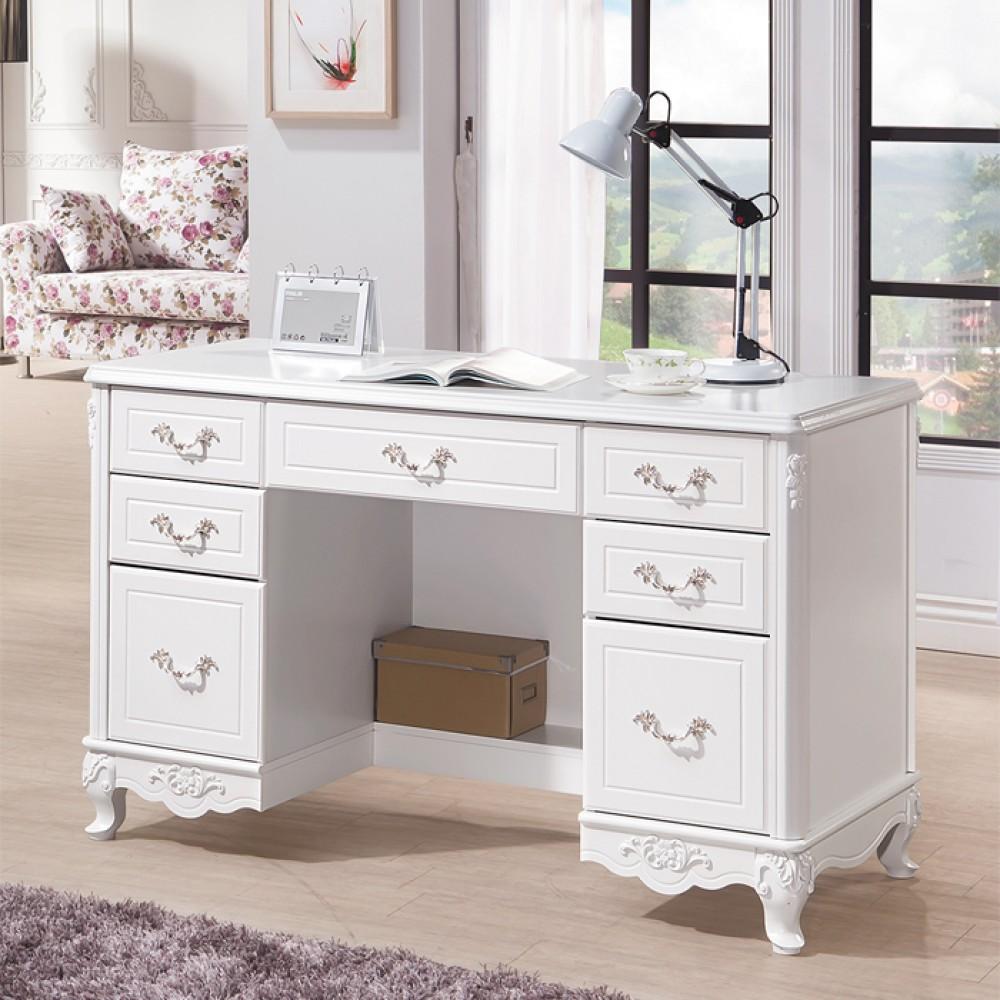 溫妮莎歐風4.2尺書桌