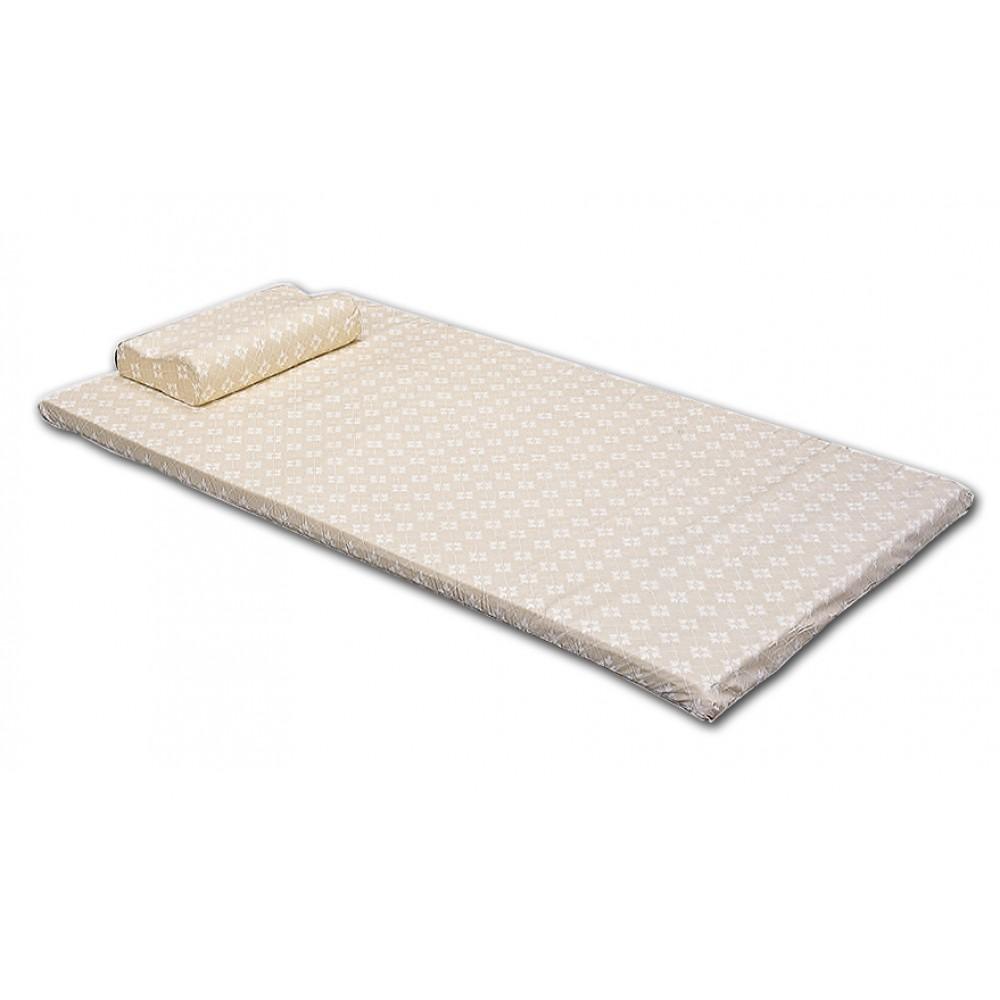天然乳膠5尺薄床墊