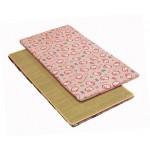 三折式3.5尺手提抗菌薄床墊