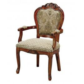 歐風古典雙扶手休閒椅(單椅價)