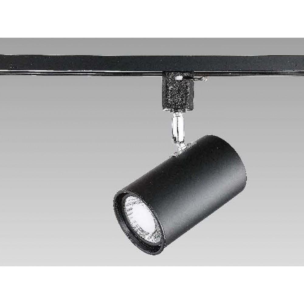 #0325A-LED黑色軌道燈