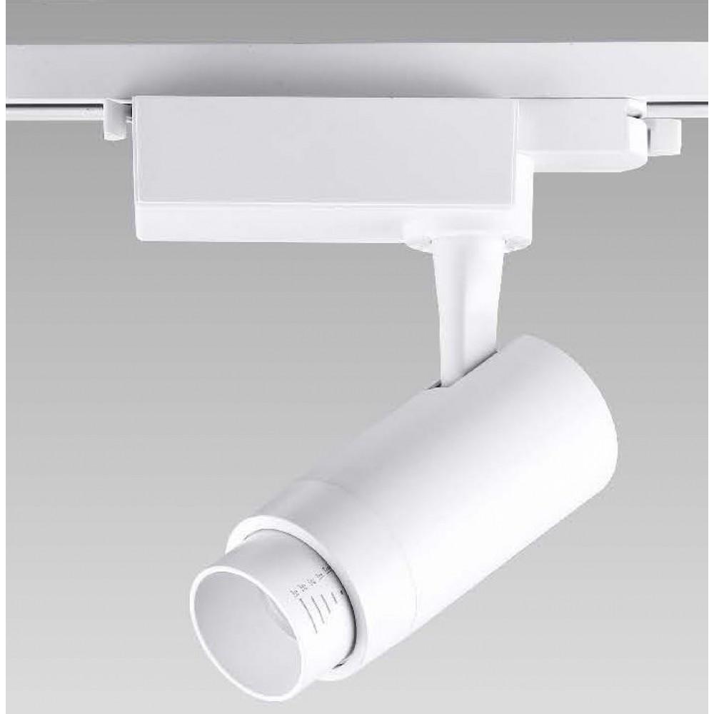 #0524-COB LED白色軌道燈18W