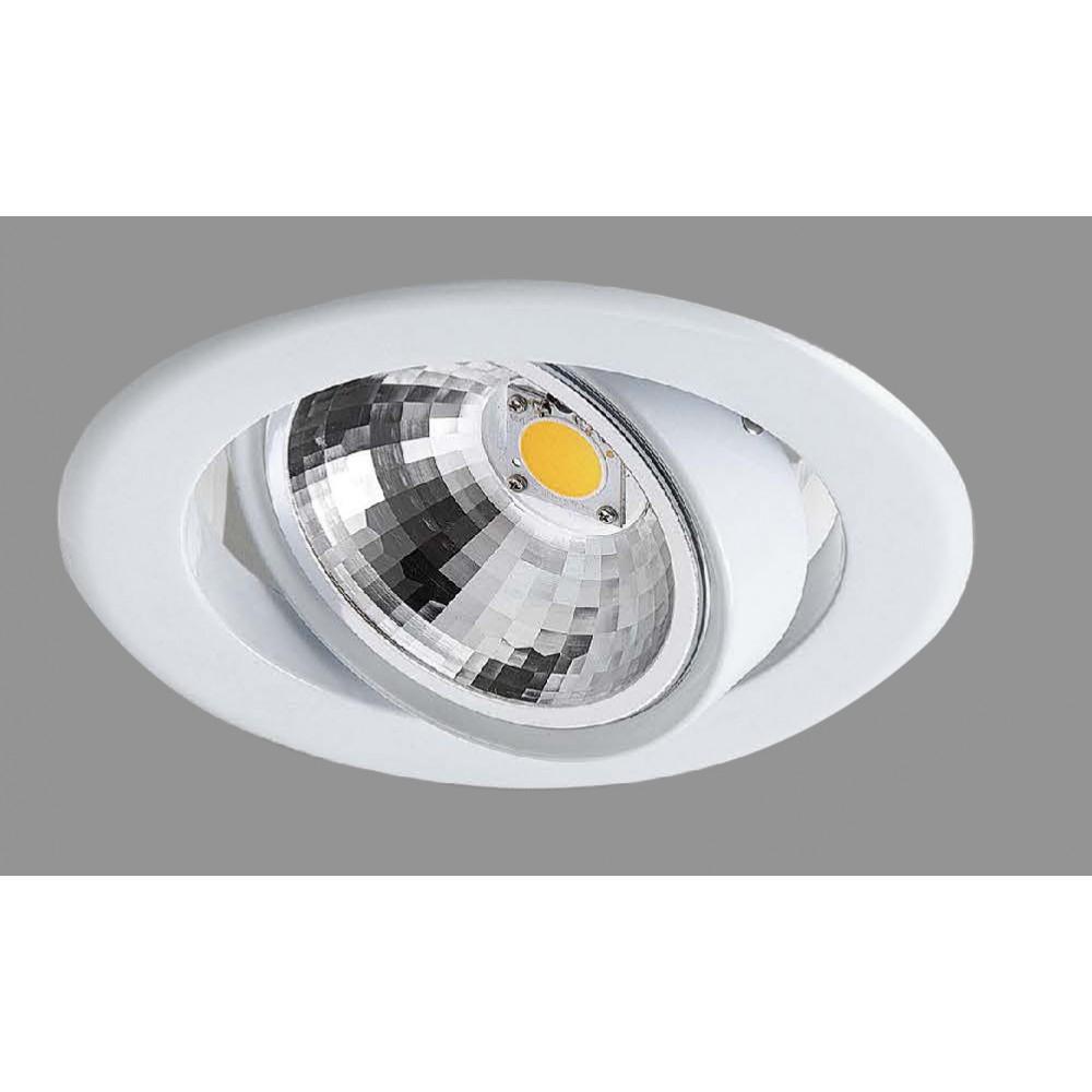 #1225燈杯可調角度式LED嵌燈(孔Ø150)