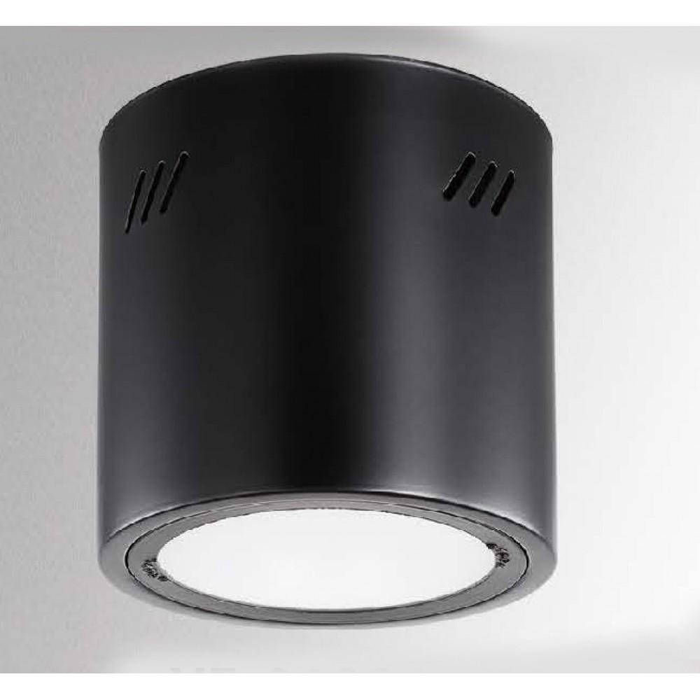 #1321-E27 LED吸頂筒燈(Ø185)