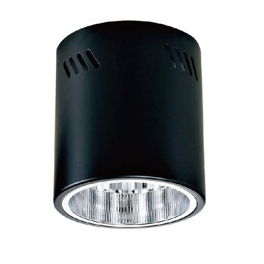 #1323-E27 LED吸頂筒燈(Ø165)