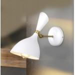 #10324現代風白色單盞式壁燈