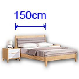 5尺雙人床架 (347)