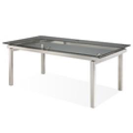 玻璃面餐桌 (14)