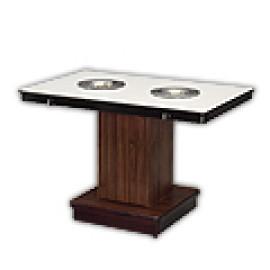 火鍋桌|營業用餐桌 (10)