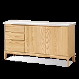 大理石面餐櫃 (67)