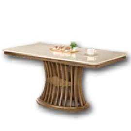 大理石面餐桌 (10)