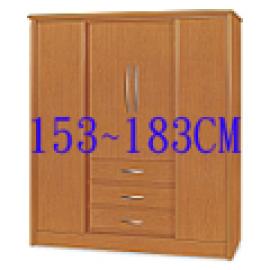 6尺塑鋼衣櫃 (0)