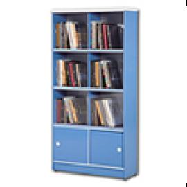 塑鋼防水書櫥 書櫃 (50)