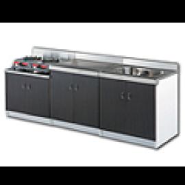 塑鋼流理檯|吊櫃|垃圾桶|掃具櫃 (0)