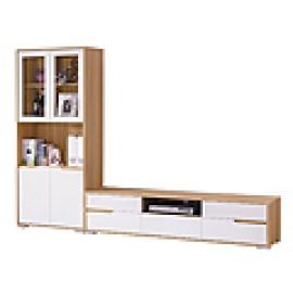 L型電視櫃|展示櫃 (148)